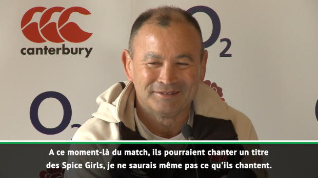 Rugby : Test Match - Haka/Spice Girls, Read répond à Eddie Jones.