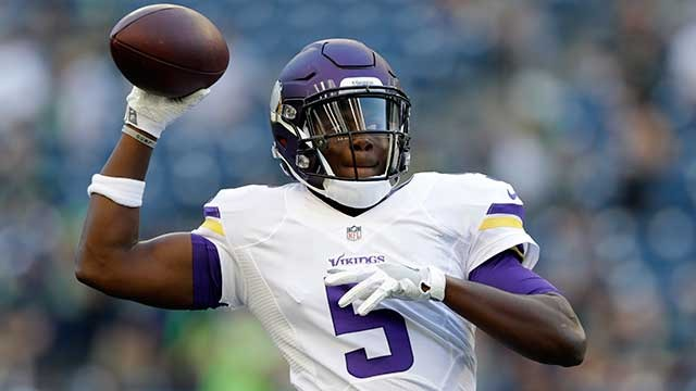 Possible replacements for Teddy Bridgewater