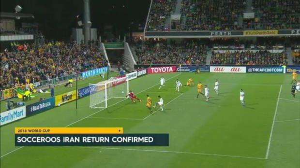 Caltex Socceroos v Iraq WCQ confirmed