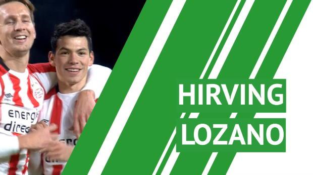 Hirving Lozano: Deutschland-Schreck im Profil
