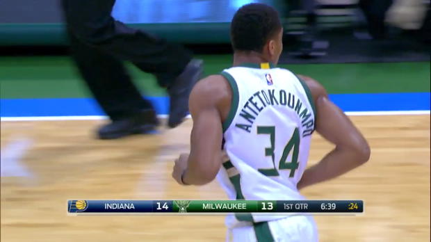 WSC: Giannis Antetokounmpo Best of Preseason