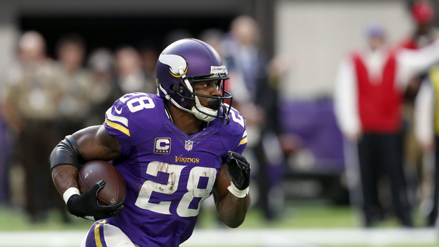 What would happen if Adrian Peterson joined the Giants?