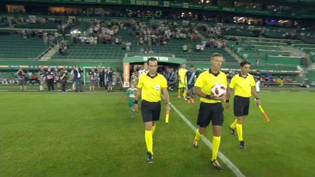 Rapid Wien - Slovan Bratislava