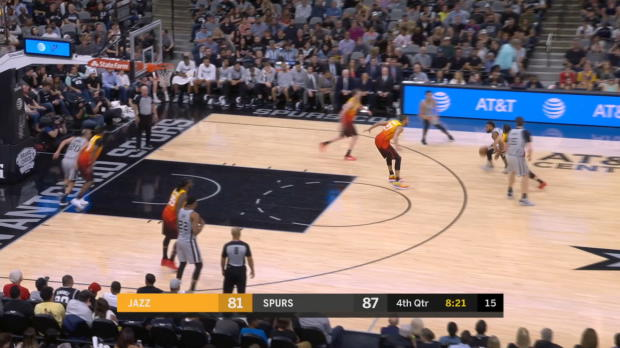 Dunk of the Night: Rudy Gay