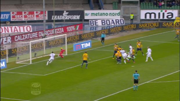 Serie A Round 24: Hellas Verona 3-3 Inter Milan