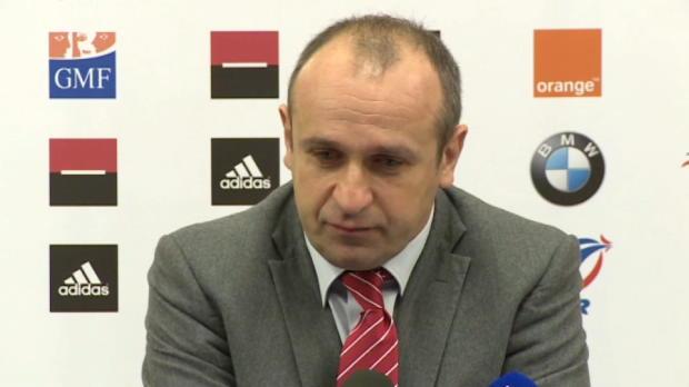 VI Nations - XV de France : PSA : ''On peut encore gagner le tournoi''