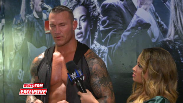 "Randy Orton will deal with Jeff Hardy ""on my own terms"": WWE.com Exclusive, Aug. 19, 2018"