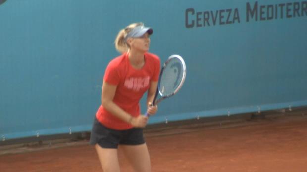 Doping: WTA-CEO begrüßt Sharapova-Begnadigung