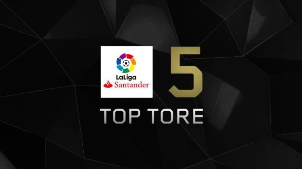 Top 5: Suarez und Messi grandios, Real überlupft