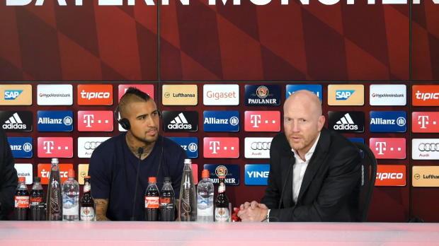 """Vidal? Sammer: """"Finde ihn beeindruckend"""""""