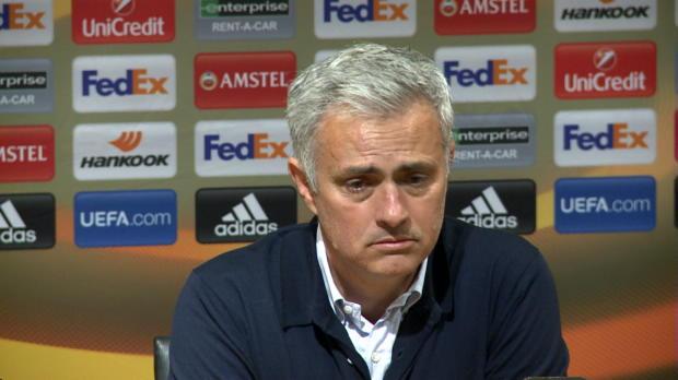 """Mourinho: """"Können die Saison perfekt beenden"""""""