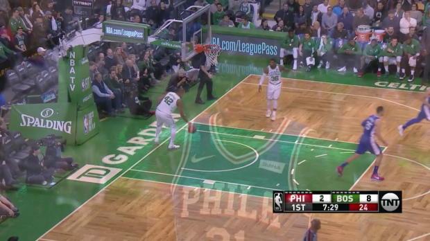 WSC: Joel Embiid (26 points) Highlights vs. Boston Celtics