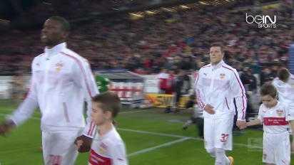 Bundes : Stuttgart 0-1 Augsbourg