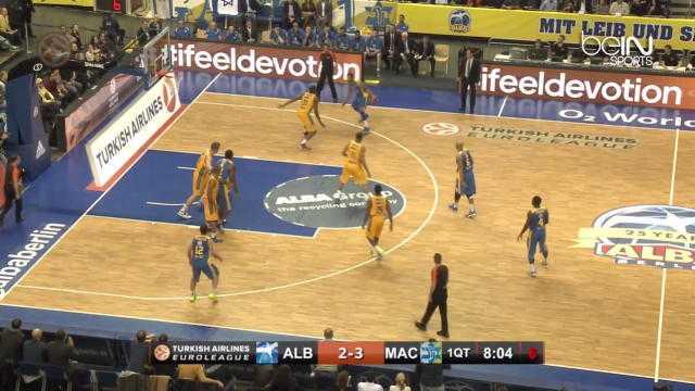 EL : Berlin 69-84 Maccabi Tel Aviv