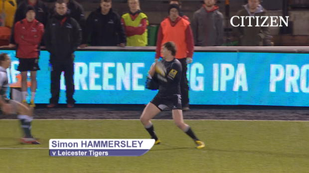 Aviva Premiership - Try of the Week - Round 12