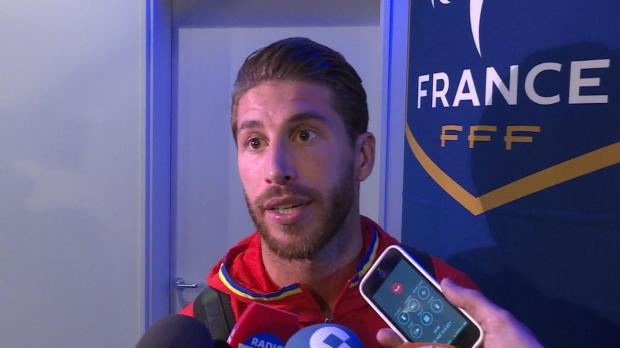 """Spanien: Ramos: """"Bin für Videoschiedsrichter"""""""