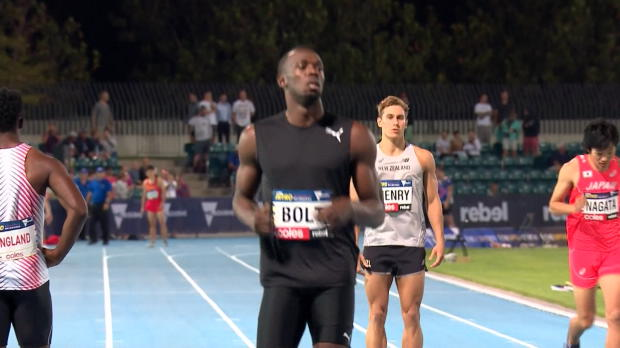 Nitro Athletics - Bolt, se impone sin problemas