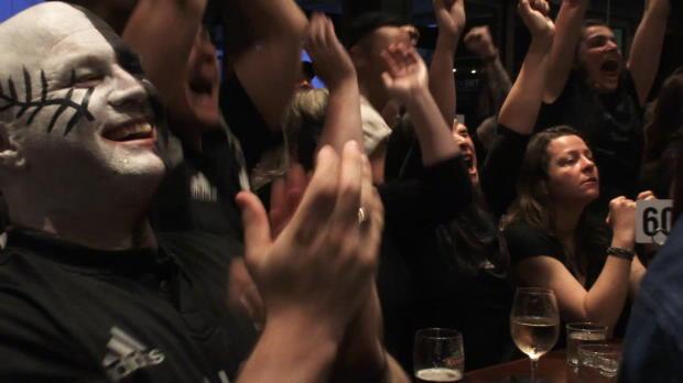 CdM 2015 - Joie et d�ception chez les supporters