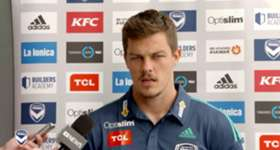 Hear from Melbourne Victory defender James Donachie ahead of Sunday's Semi Final against Brisbane Roar at AAMI Park.