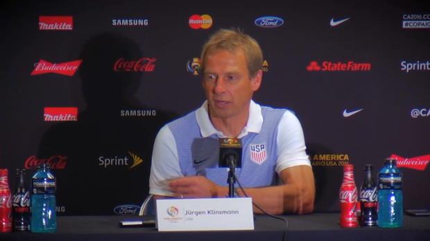 Copa America: Klinsmann huldigt Messi und Co.