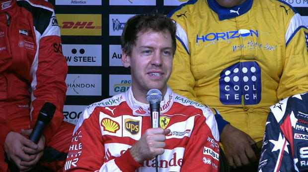 Race of Champions: Vettel: Absolutes Highlight