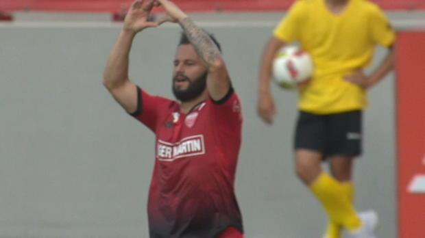 Lyon verliert wildes Spektakel bei Aufsteiger