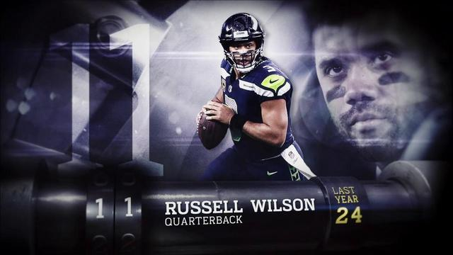 'Top 100 Players of 2018': Seattle Seahawks quarterback Russell Wilson | No. 11