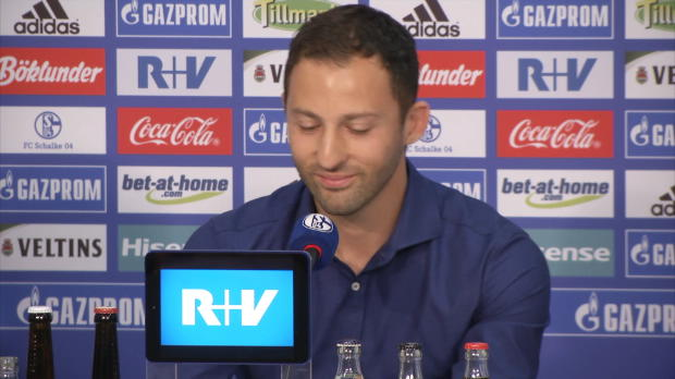 Tedesco: So will ich Schalke spielen lassen