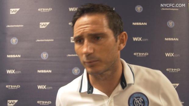 """Lampard nach Hattrick: """"Haben es genossen"""""""
