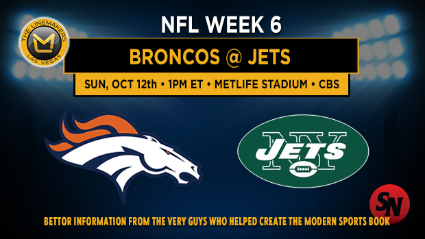 Denver Broncos @ New York Jets