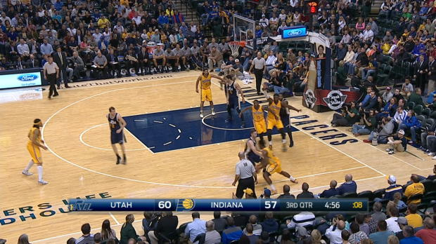 Top 10 Indiana Pacers Plays of the Season 2014-15