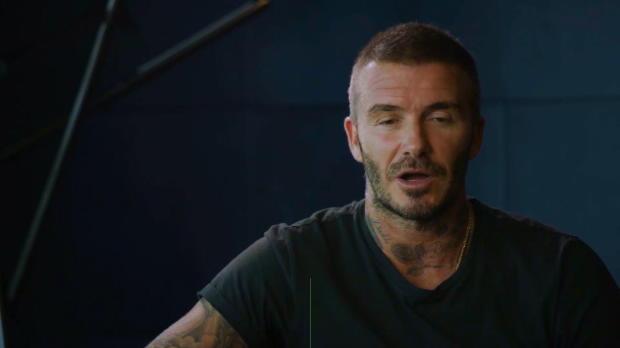 Beckham erklärt Inter Miamis neues Logo