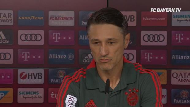 """Kovac mit Mega-Lob: """"Arjen ist unglaublich"""""""