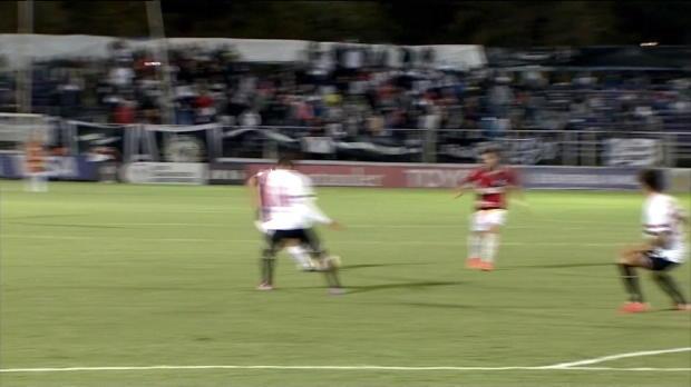 Copa Libertadores: Sosas Zweiter-Ball-Hammer