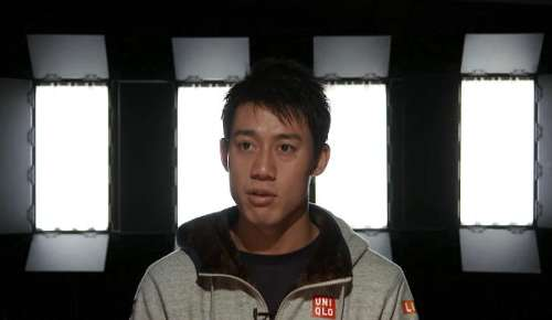 Nishikori Interview: ATP London Preview