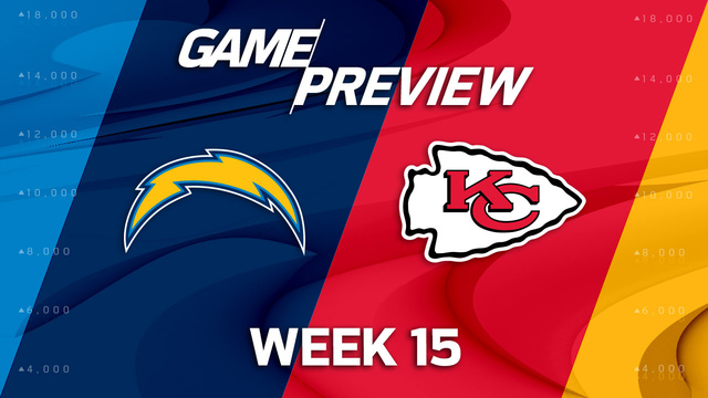 Los Angeles Chargers vs. Kansas City Chiefs preview | 'NFL Playbook'