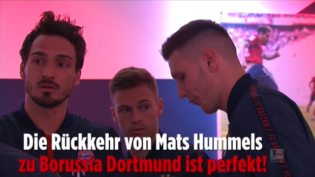 Hummels-Rückkehr zum BVB perfekt