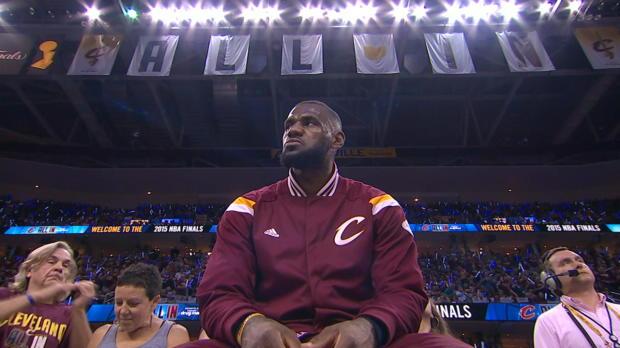 Warriors vs. Cavaliers Game 6
