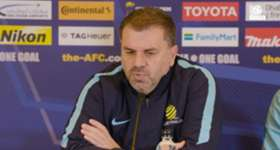 Ange Postecoglou says Australia's depth in midfield is the side's strength and insists there is '2 or 3' different formations he can deploy against Saudi Arabia.
