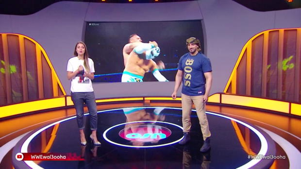 Samoa Joe joins SmackDown LIVE, sends a message to Roman Reigns: Wal3ooha, 19 April, 2018