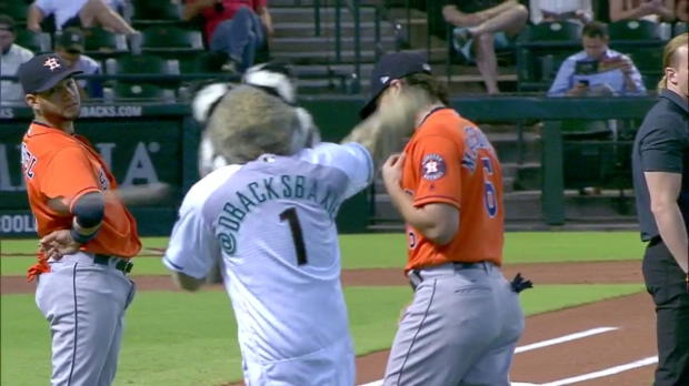 Diamondbacks vs. Astros: Blitzstart bringt Houston den Sieg