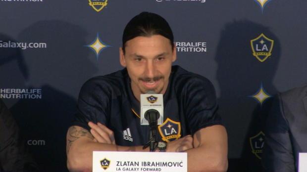 """Ibrahimovic: """"Der Löwe hat Hunger"""""""