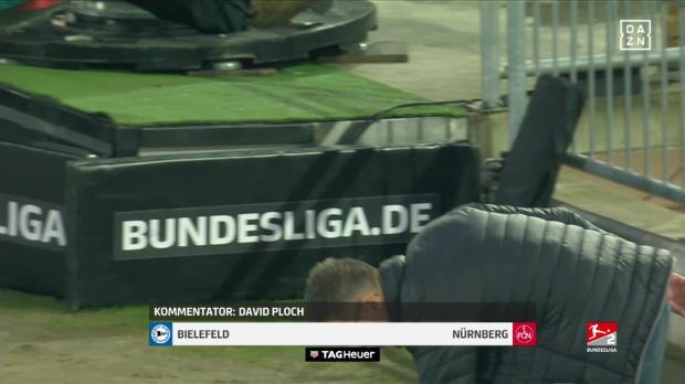 Arminia Bielefeld - 1. FC Nürnberg