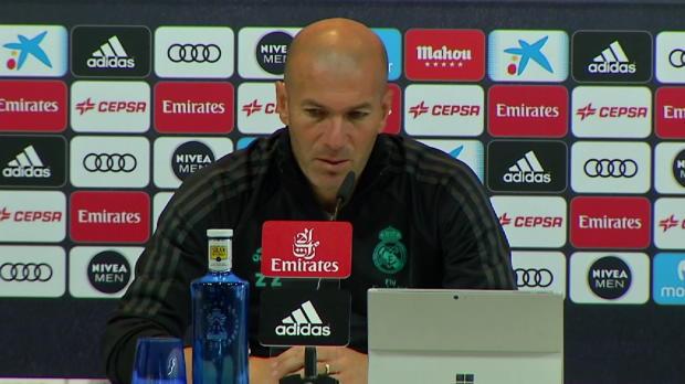 """Zidane sicher: """"Werden den besten Bale sehen"""""""