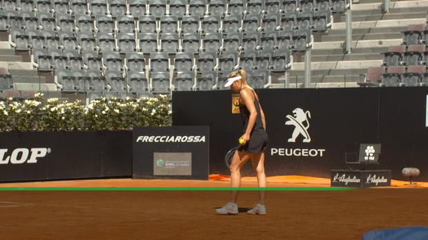 French Open: Sharapova erhält keine Wildcard