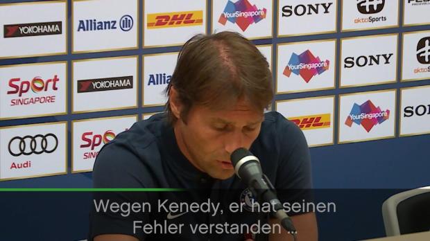 """Conte zu Kenedy-Aussagen: """"Tut ihm sehr Leid"""""""