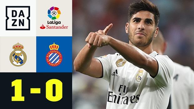 LaLiga: Real Madrid - Espanyol | DAZN Highlights