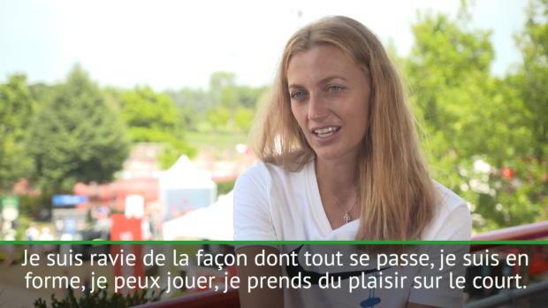 : Montréal - Kvitova pour refaire le coup de 2012