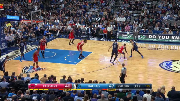 WSC: Highlights of Dallas Mavericks in win over Chicago Bulls