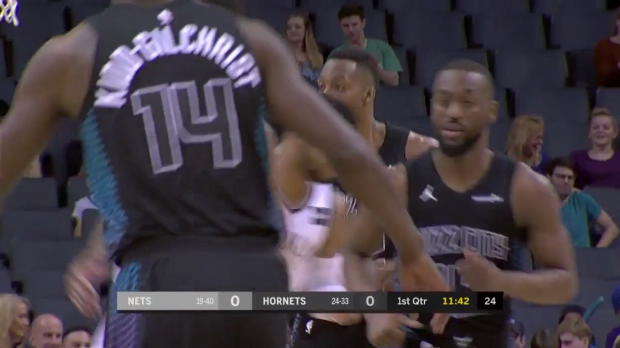 WSC: Kemba Walker 31 points vs the Nets